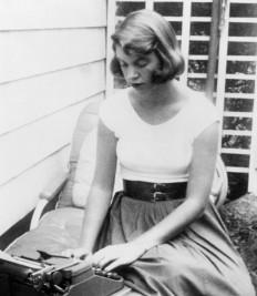 Sylvia-Plath by Everett - Edited